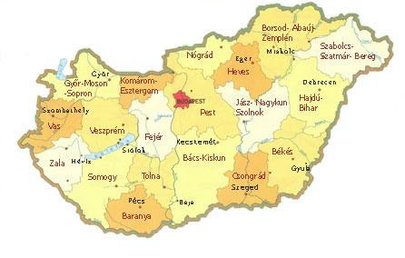 wellness térkép magyarország Szállásajánló   [MixPortál] wellness térkép magyarország
